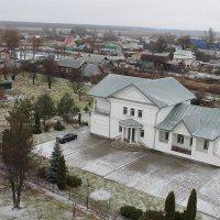 Вид с колокольни Храмового Комплекса в Завидово :: Наталья Гусева