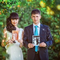Павел и Дарья :: Юрий Лобачев
