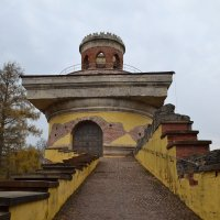 Башня-руина :: Наталья Левина