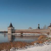Кирило-белозерский монастырь3 :: Алексей Кошелев