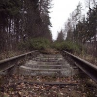 путь в никуда... :: Евгений Мергалиев