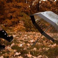 ножки и зонт :: Ksenia Sun