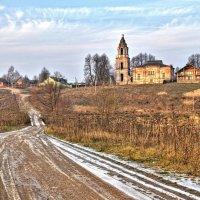 Деревенская дорога :: Андрей Куприянов