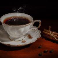 Кофе с ароматом корицы :: Светлана Л.