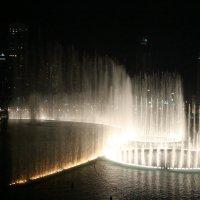 Поющие фонтаны. Дубай. :: Ирина