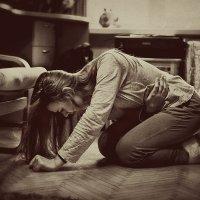 Она везде –мучительница боль :: Ирина Данилова
