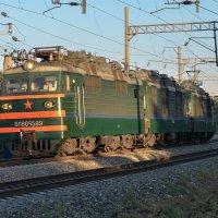 ВЛ80Р-1589 :: Андрей Иркутский