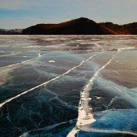 Ольхонский лед :: Сергей Щеглов