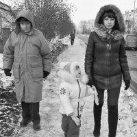 Прогулка :: Георгий Бондаренко