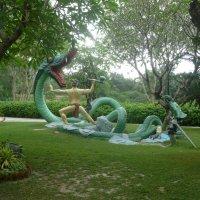 На острове Винперл. :: Чария Зоя