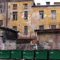 Неоткрыточная Москва :: Елена Гаврилова lega