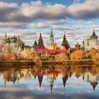 Измайловский кремль :: Юрий Кольцов