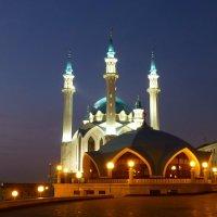 Мечеть Кул Шариф в Казани :: Наиля