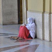 Женщина в белом :: Николай Танаев