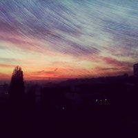 Мгновение после заката :: Александр Сальтевский