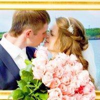 свадьба Вадима и Ирины :: Наталья Мерзликина