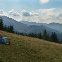 в горах :: Dorosia