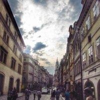 прогулка по Праге :: Любовь Вящикова