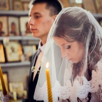 таинство венчания :: Юлия Дубина