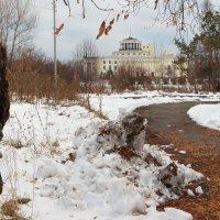 Парк культуры НТМК :: Георгий Бондаренко