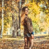 Осенняя :: Виктория Хайдарова