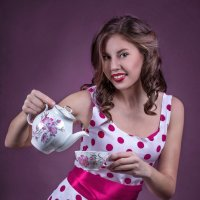 Может быть, чаю? :: Альбина Ахмет-Закирова