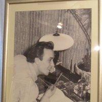 Олег Борисов. 1960 год. :: Маера Урусова