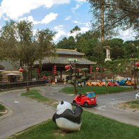 Зона Китая. Фрагмент детской площадки. :: Надежда