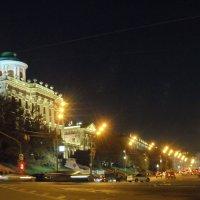Моховая улица (Москва) :: Галина