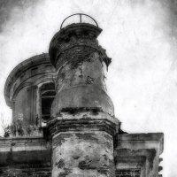 Церковь Вознесения Господня в Теряево :: Евгений Жиляев