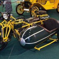 Ретро-мотоцикл :: Борис Русаков