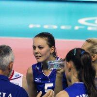 Внимание к тренеру во время тайм-аута. :: Дмитрий Иншин