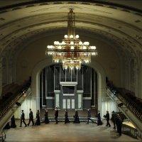Вильнюсская филармония. Большой зал. :: Виктор (victor-afinsky)
