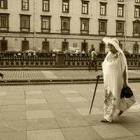 Я обещала, что вернусь... :: Лариса Шамбраева