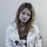 девушка :: Валентина Папилова