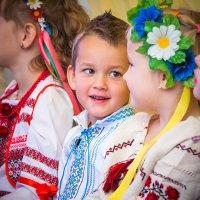 Первые симпатии :: Николай Хондогий