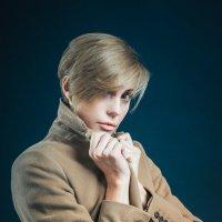 Девушка на фотосессии :: Михаил Кучеров