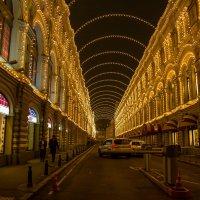Ночная Москва :: Сергей С.