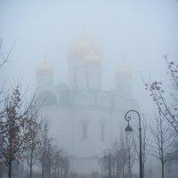 Туманный Пушкин :: Дмитрий Ромашев