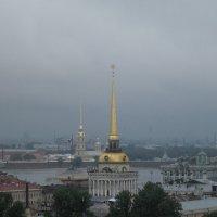 Очень мелкий дождь :: Святец Вячеслав