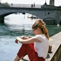 Прогулки по Цюриху :: Алёна Савина