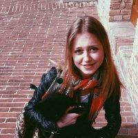 черный кот :: Maria Bast