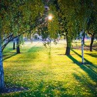 Городской закат :: Ivan teamen