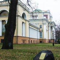 Дворец Румянцевых и Паскевичей в Гомеле :: Николай Косенок
