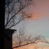 Городской закат :: Татьяна Юрасова