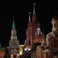 Московская ночь :: М. Дерксен Derksen