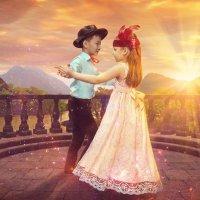 В танце :: Надежда Тихонова _  Nadin Ti  _
