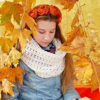 Уютная осень :: Алёна Жила