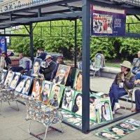 Уличные художники :: Роман Fox Hound Унжакоff