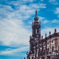 Кафедральный собор Св.Троицы. Дрезден :: Ксения Базарова